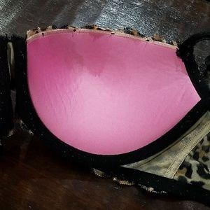 PINK Victoria's Secret Intimates & Sleepwear - PINK VICTORIA'S SECRET ANIMAL PRINT BRA